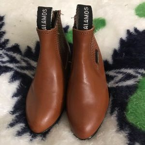 Other - Alamos Pure Leather Toddlers Booties